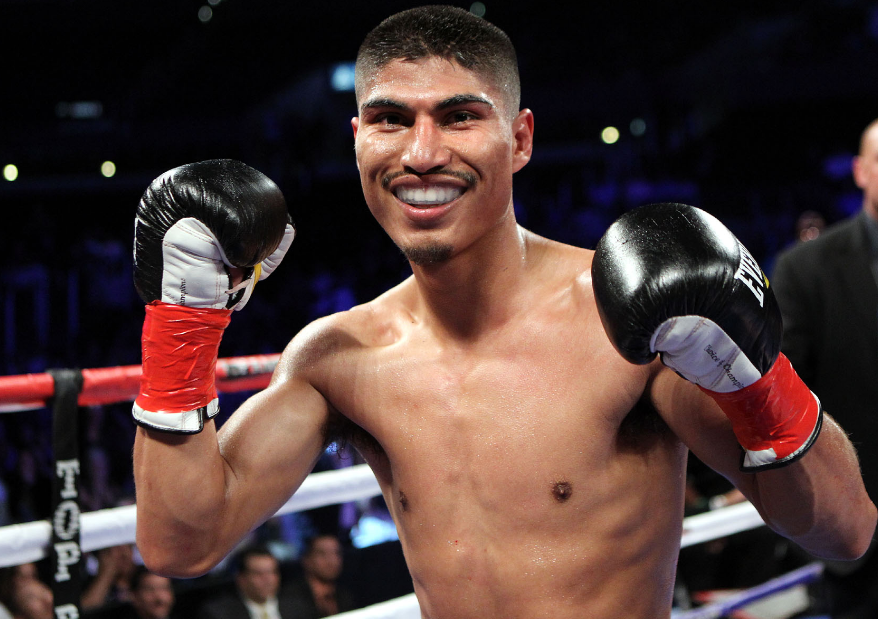 Saul Alvarez Boxing Record