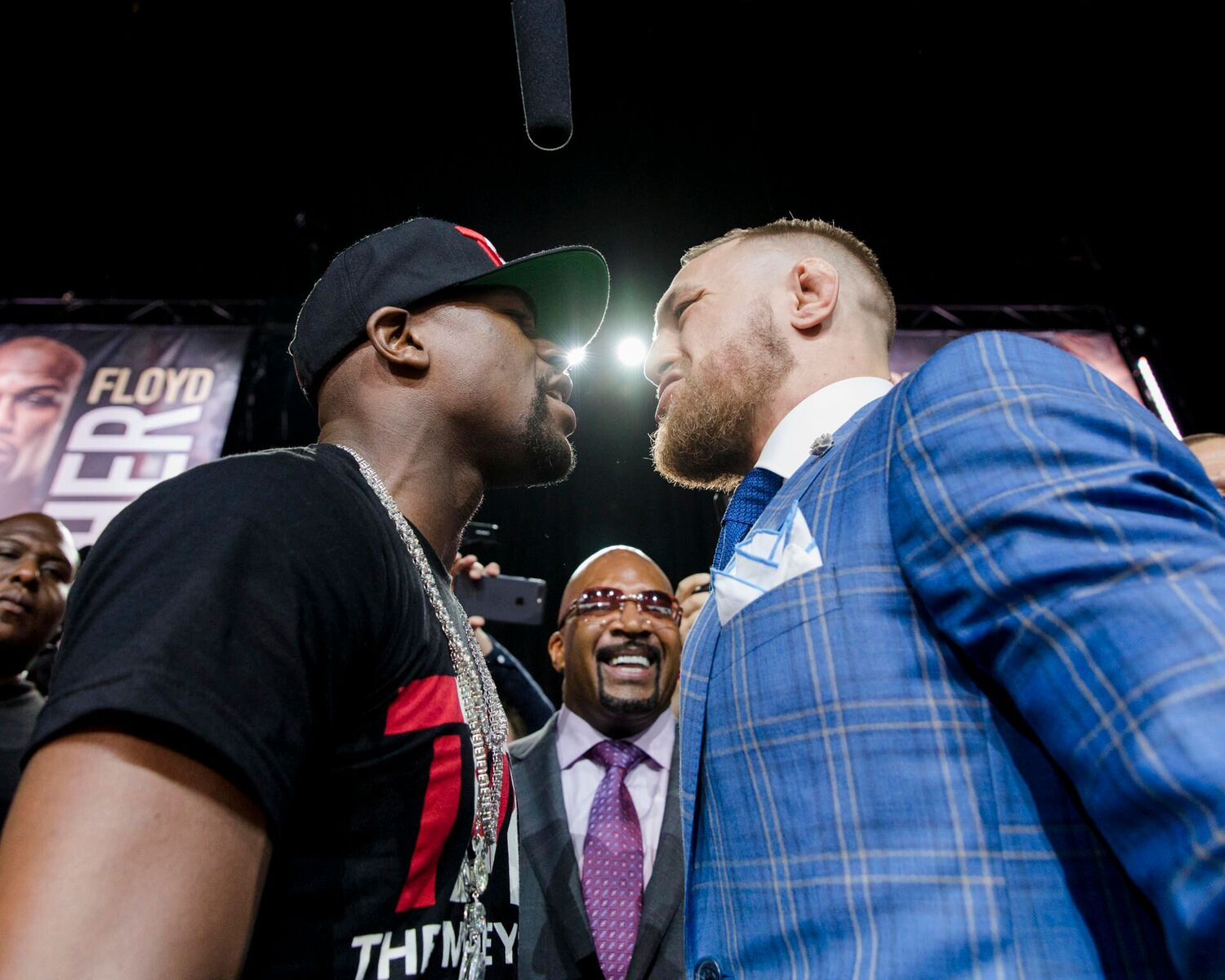 Floyd Mayweather Jr.: Fighting is about fortune over fame