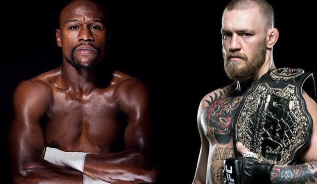 Mayweather vs McGregor full fight card announced