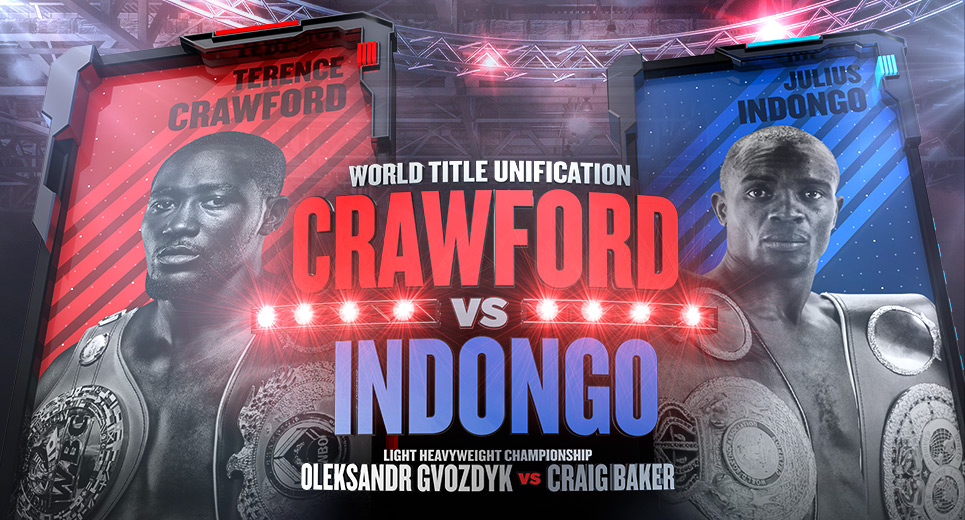 Crawford knocks out Indongo in third round