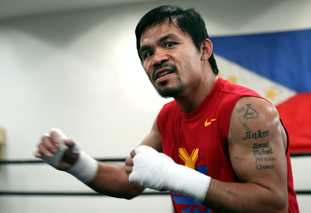 Jeff Horn eyes Jesse Vargas after Manny Pacquiao withdrawal