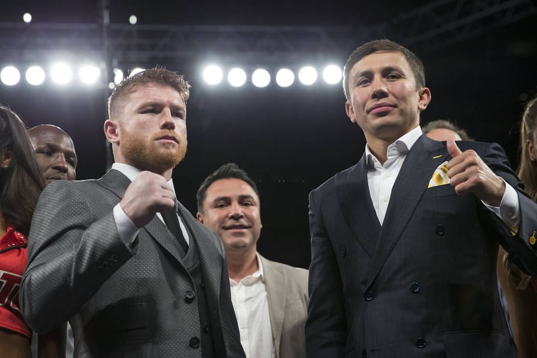 Where to watch Canelo vs. Golovkin in Dallas
