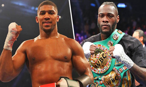 Wilder vows to end Joshua's career