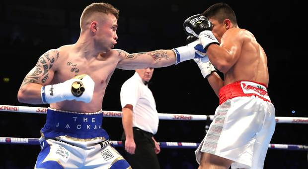 Carl Frampton: The Team Can Decide My Next Opponent