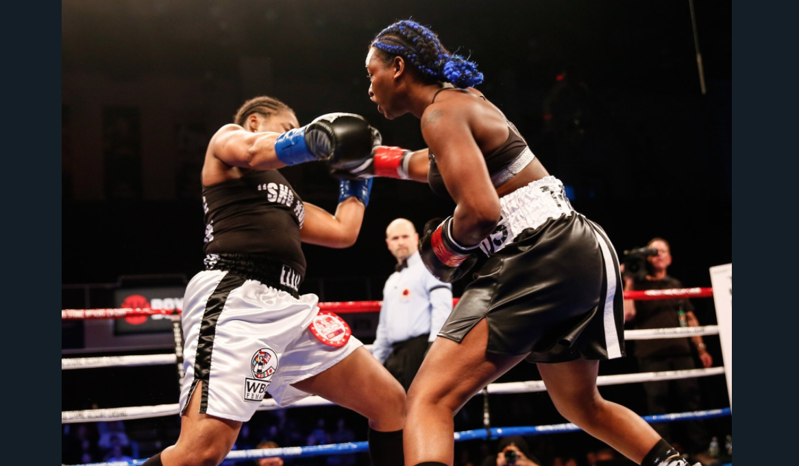 Niyo: Claressa Shields champions career in home corner