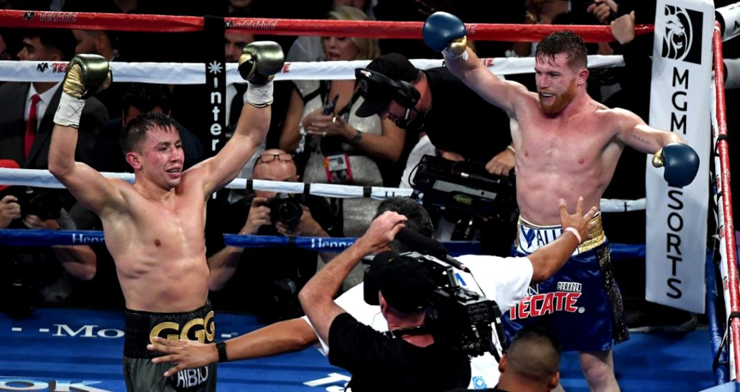 Canelo Alvarez vs. Gennady Golovkin Rematch Confirmed