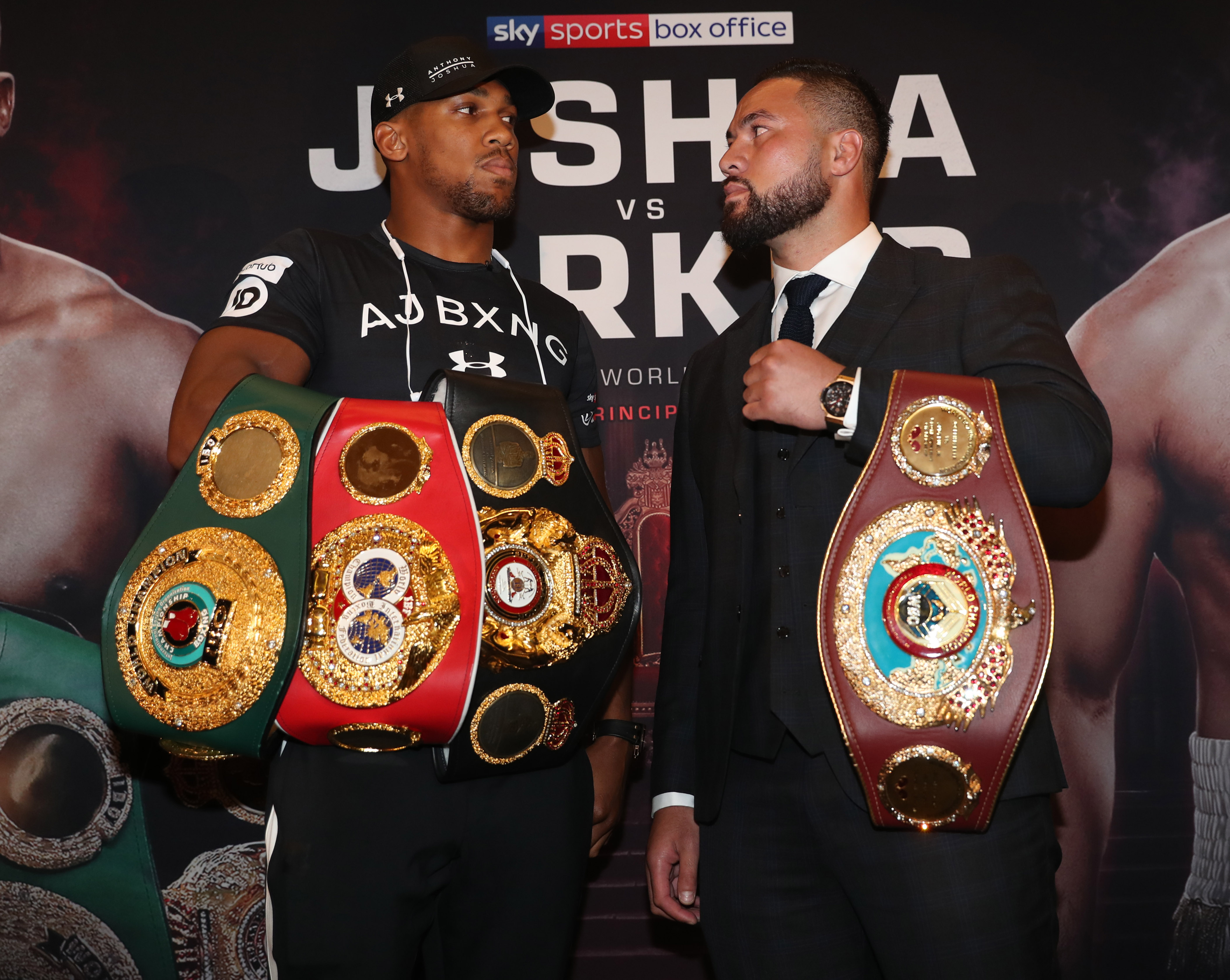 Joshua needs US fight to hit the big time - Khan