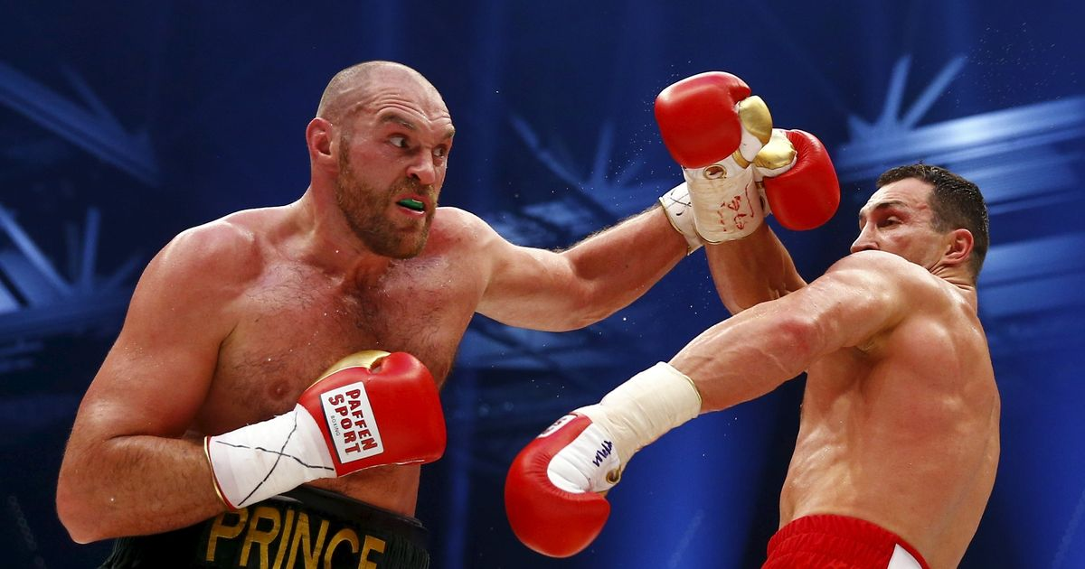 The next Tyson Fury fight is shockingly now just around the corner