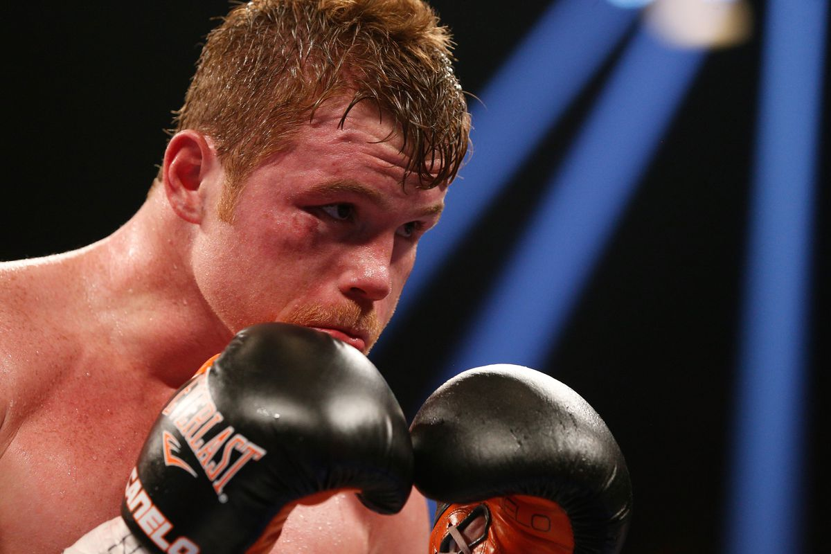 Canelo Alvarez suspended from boxing for six months