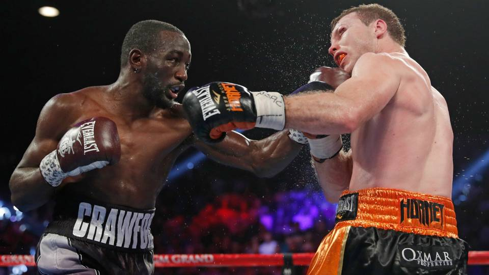 Terence Crawford Defeats Jeff Horn By TKO, Becomes New Welterweight Champion