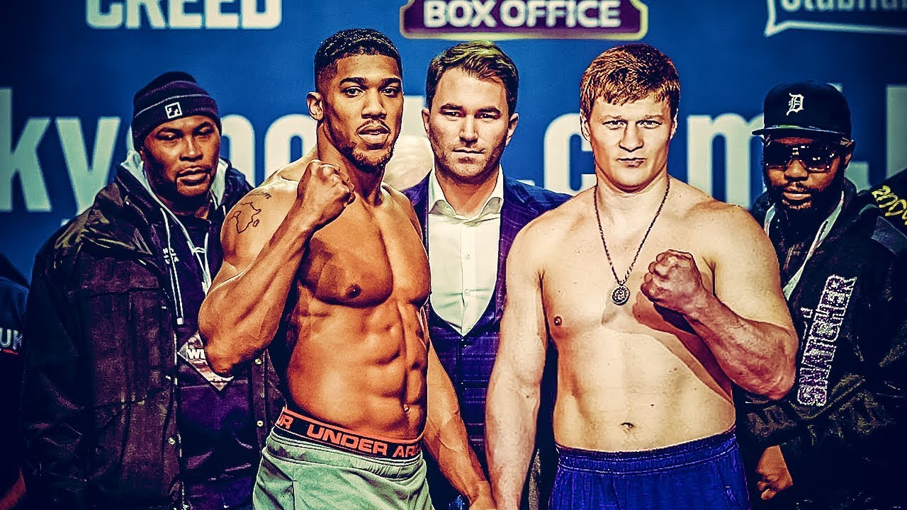 How to watch the Anthony Joshua fight tonight: live stream details