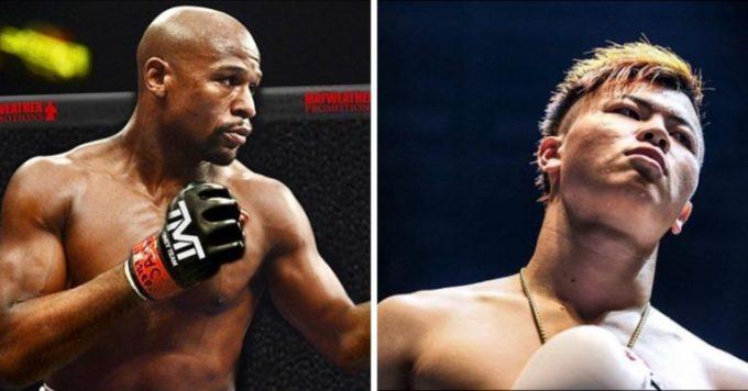 Floyd Mayweather WILL fight Japanese kickboxer Tenshin Nasukawa