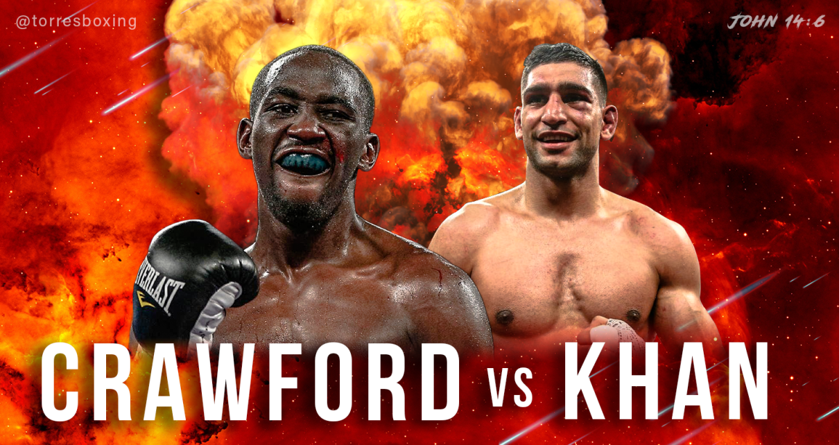 Facing Terence Crawford could be a smart financial investment for Amir Khan