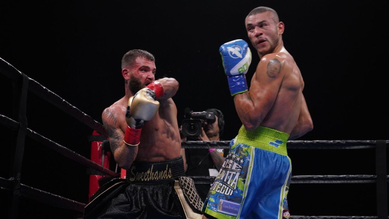 Plant faces Uzcategui for super middleweight title