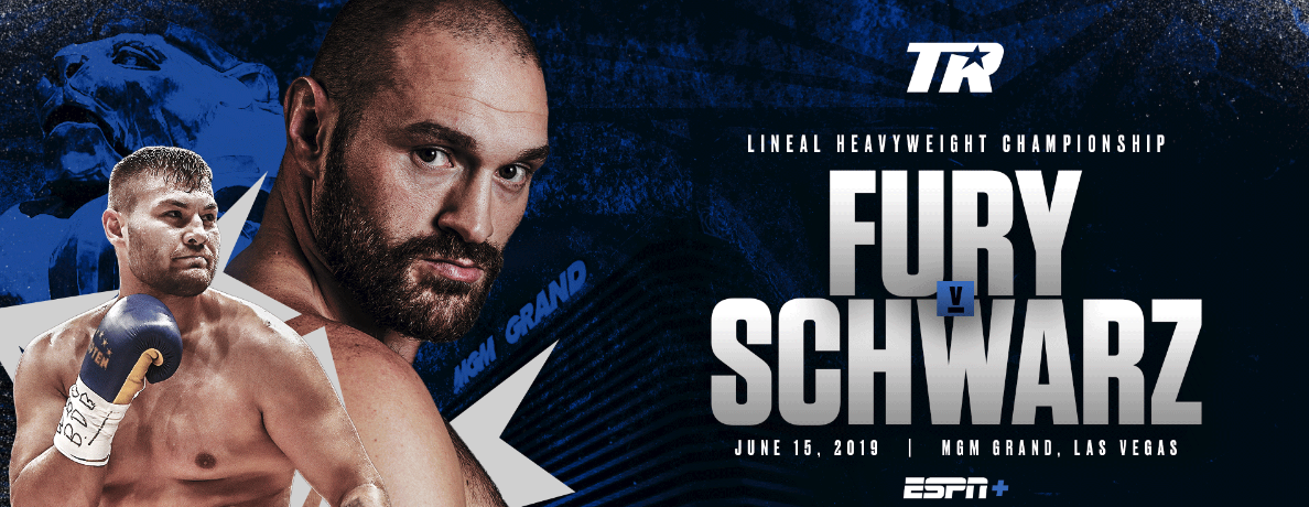 Tyson Fury Vs Tom Schwarz Espn Plus