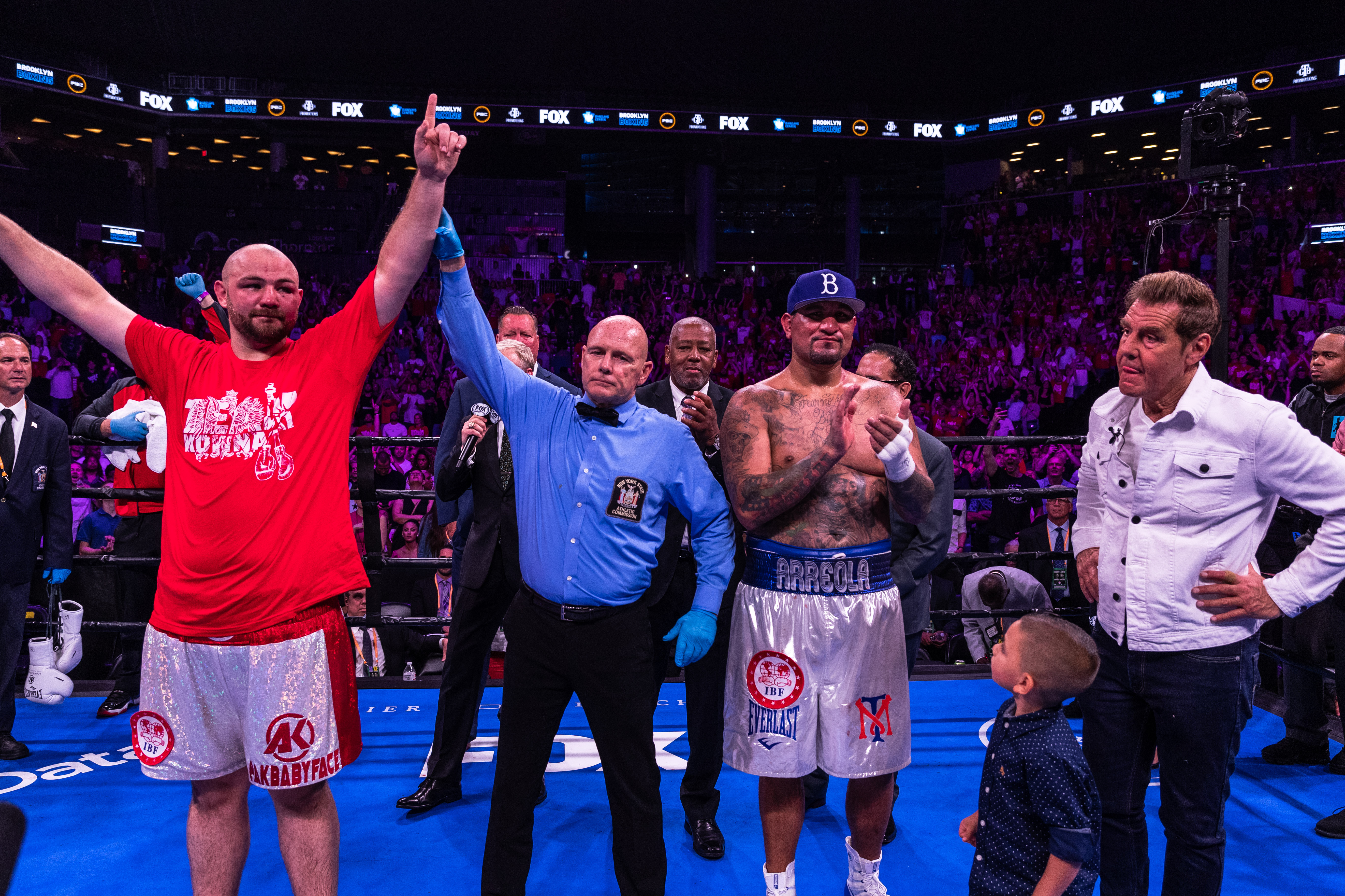 Boxing Schedules TV & Upcoming Fights - 2019