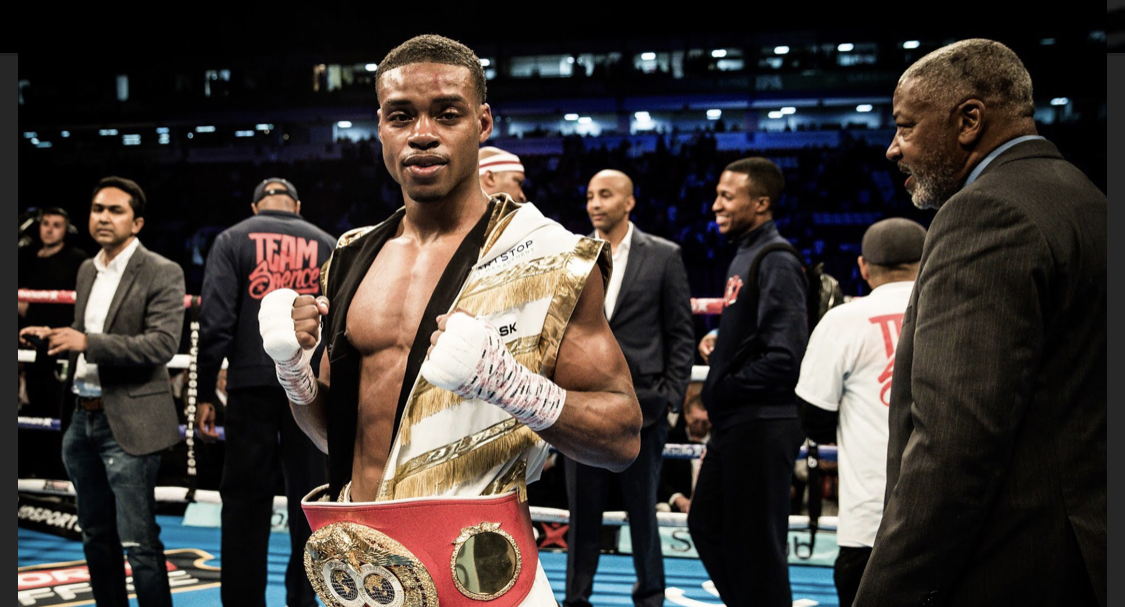 Unbeaten Spence faces Porter to unify welterweight titles