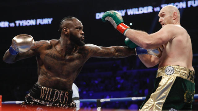 Wilder - Fury II set for February 22
