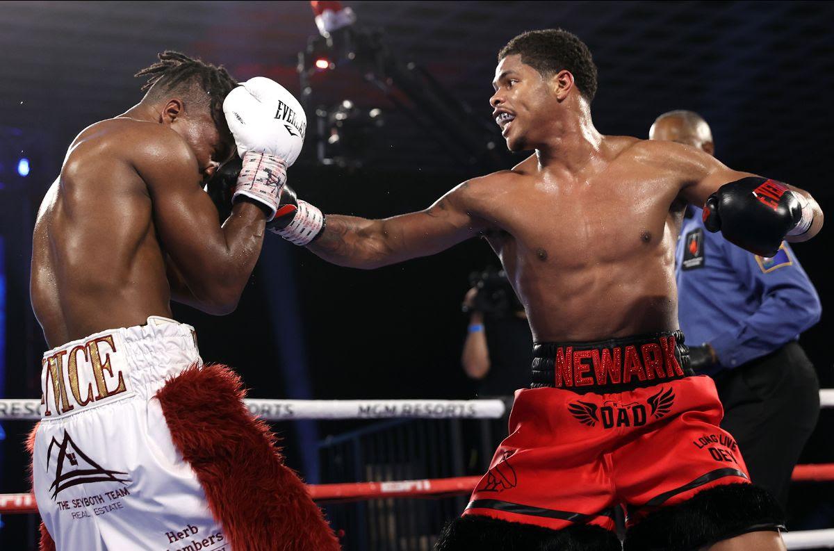 Stevenson beats Kahn Clary to stay undefeated