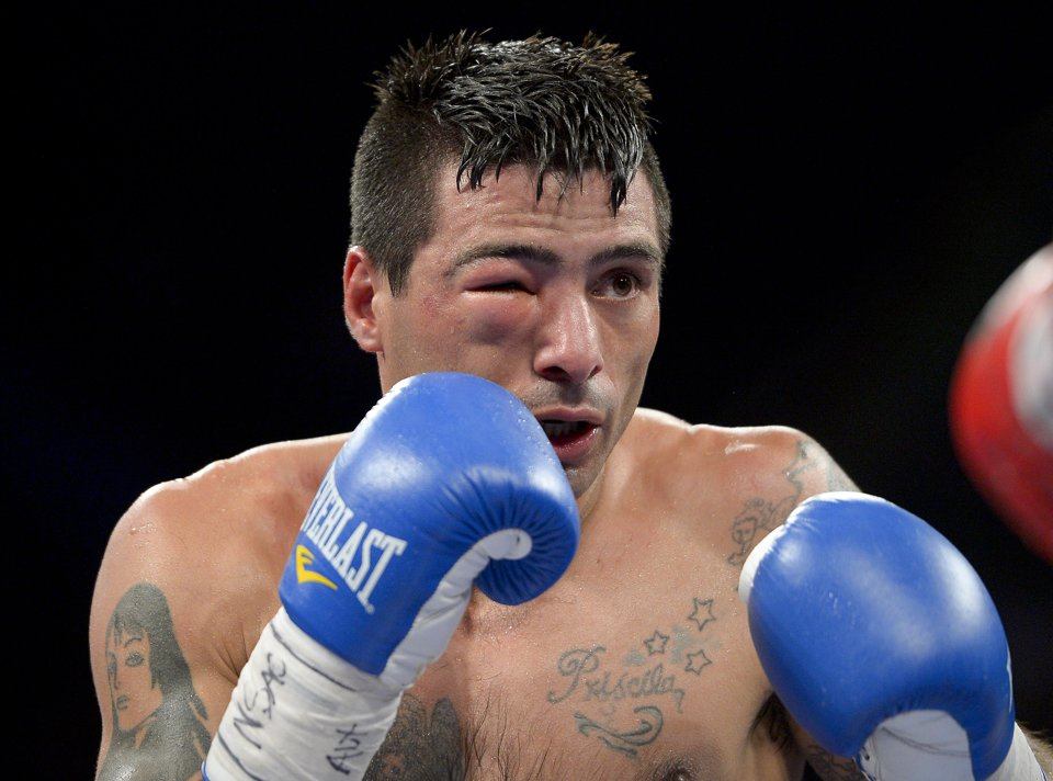 Lucas Matthysse Boxing Record