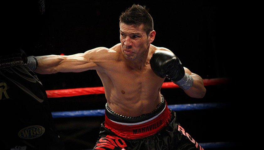 Sergio Martinez Boxing Record
